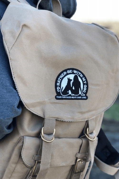 Voyager Canvas Back Pack