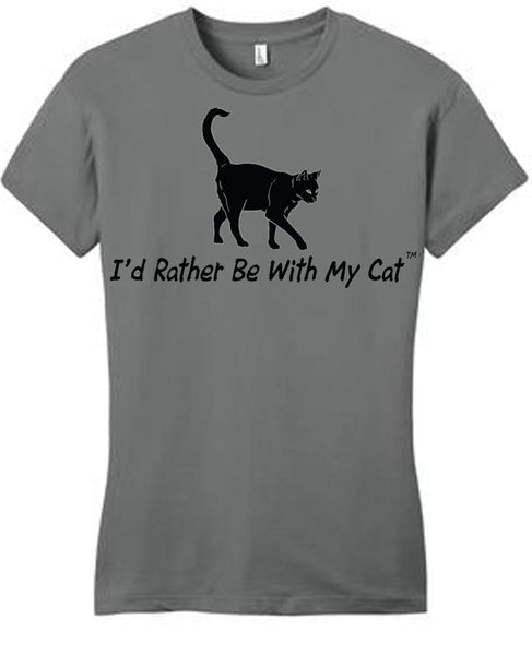 Black Cat Ladies Cut