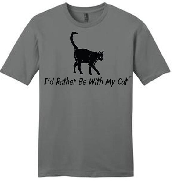 Black Cat T Shirt