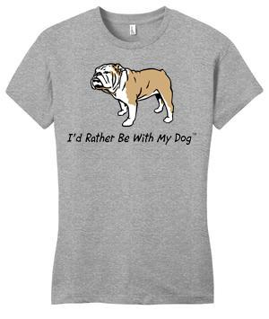 Bulldog Ladies T