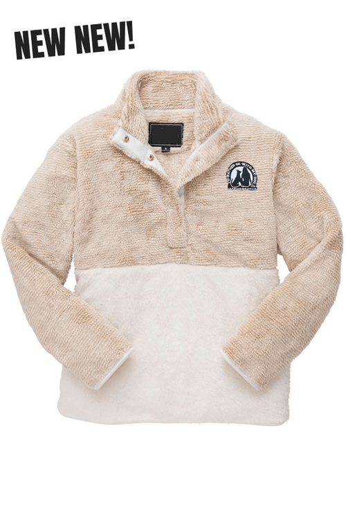 Fuzzy Fleece Women's Pullover
