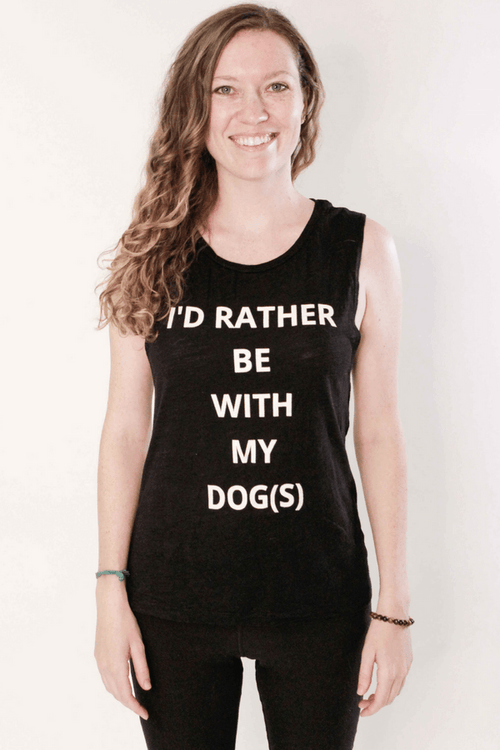 DOGS | Vintage Muscle Tank