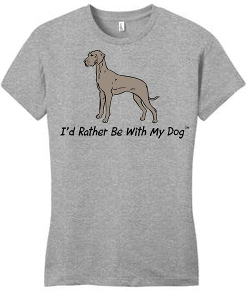 Great Dane Ladies T