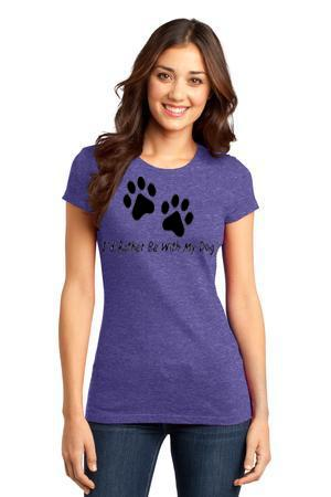 Purple Heather Ladies T