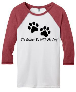 Big Paws Baseball T juniors