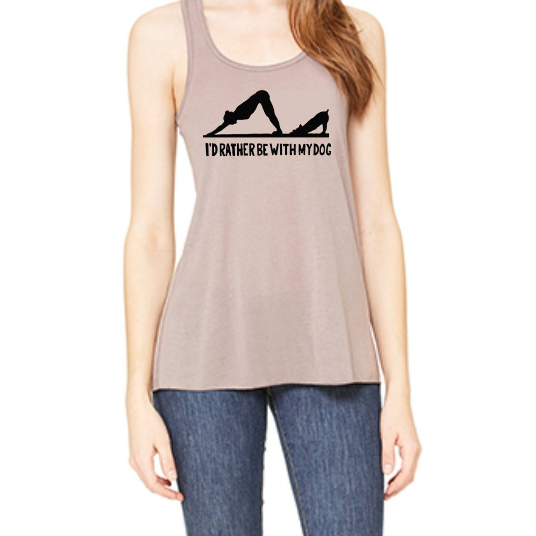 Downward Dog Yoga Tank