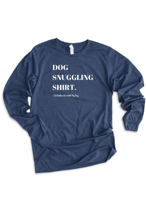 The Snuggle Long Sleeve T