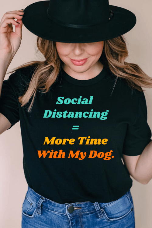 Social Distance Tee (Limited Edition!)