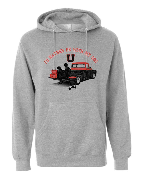 Wag The Tail Gate | Unisex Hoodie