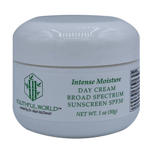 Intense Moisture Day Cream with SPF30 Sunscreen