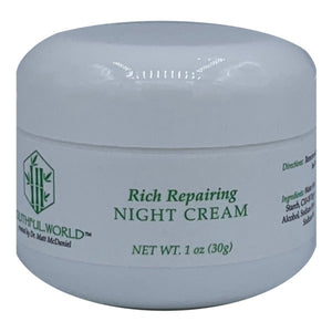 Rich Repairing Night Cream