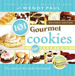 101 Gourmet Cookies for Everyone - Hardcover - Wendy Paul