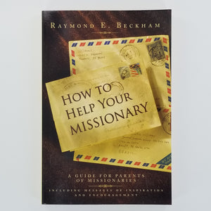 How to Help Your Missionary - CD
