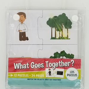 What Goes Together? - Puzzle