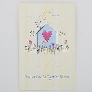 Family Sealing - Greeting Card
