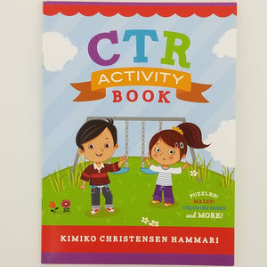 Digital Download | CTR Activity Book