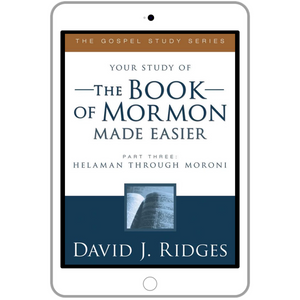 EXCLUSIVE Book of Mormon Made Easier Vol. 1-3 (ebook)