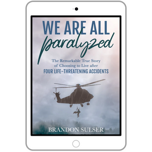We Are All Paralyzed (ebook) w/ Exclusive Author Interview