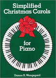 Simplified Christmas Carols for Piano