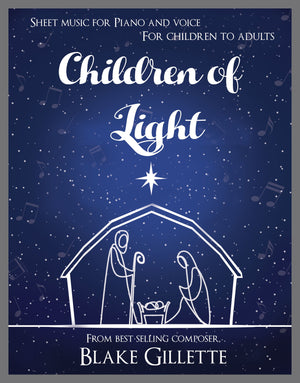 Children of Light (Sheet Music)