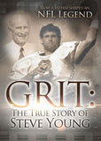 Grit, DVD The True Story of Steve Young