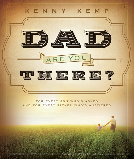 Dad, Are You There? - Paperback
