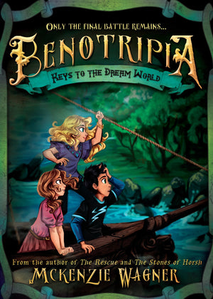 Benotripia 3: Keys to the Dream World - Paperback