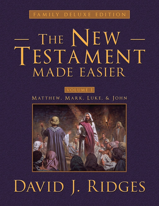 New Testament Made Easier Deluxe, The: Part 1 - Hardcover