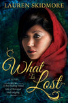 What is Lost - Paperback