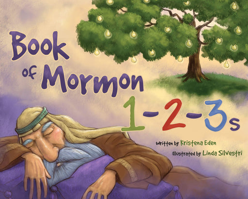 Book of Mormon 1-2-3s - Hardcover