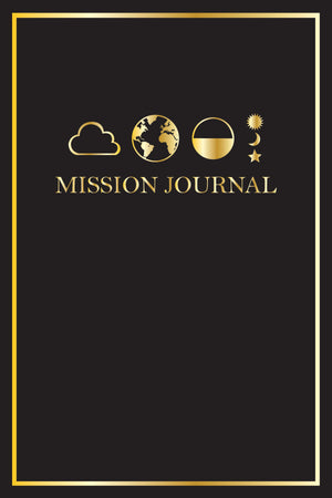 Mission Journal - 6 Ring Binder