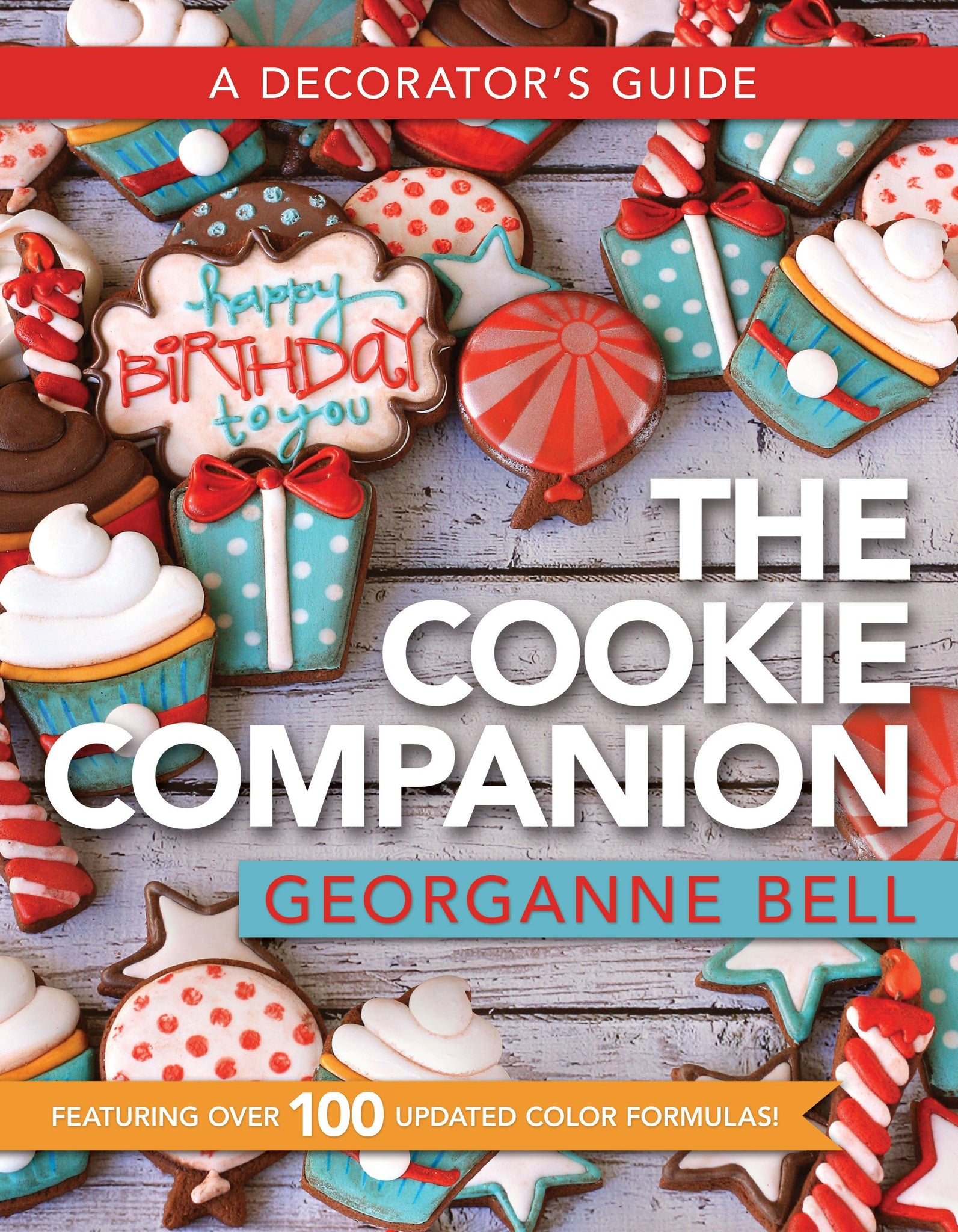 The Cookie Companion - Hardcover