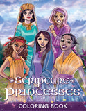 Scripture Princesses Coloring Book - Pamphlet