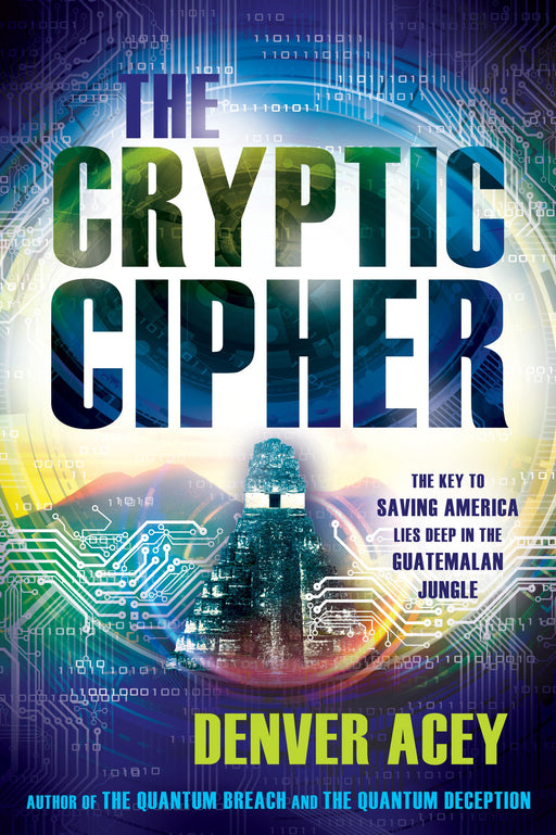 The Cryptic Cipher - Paperback