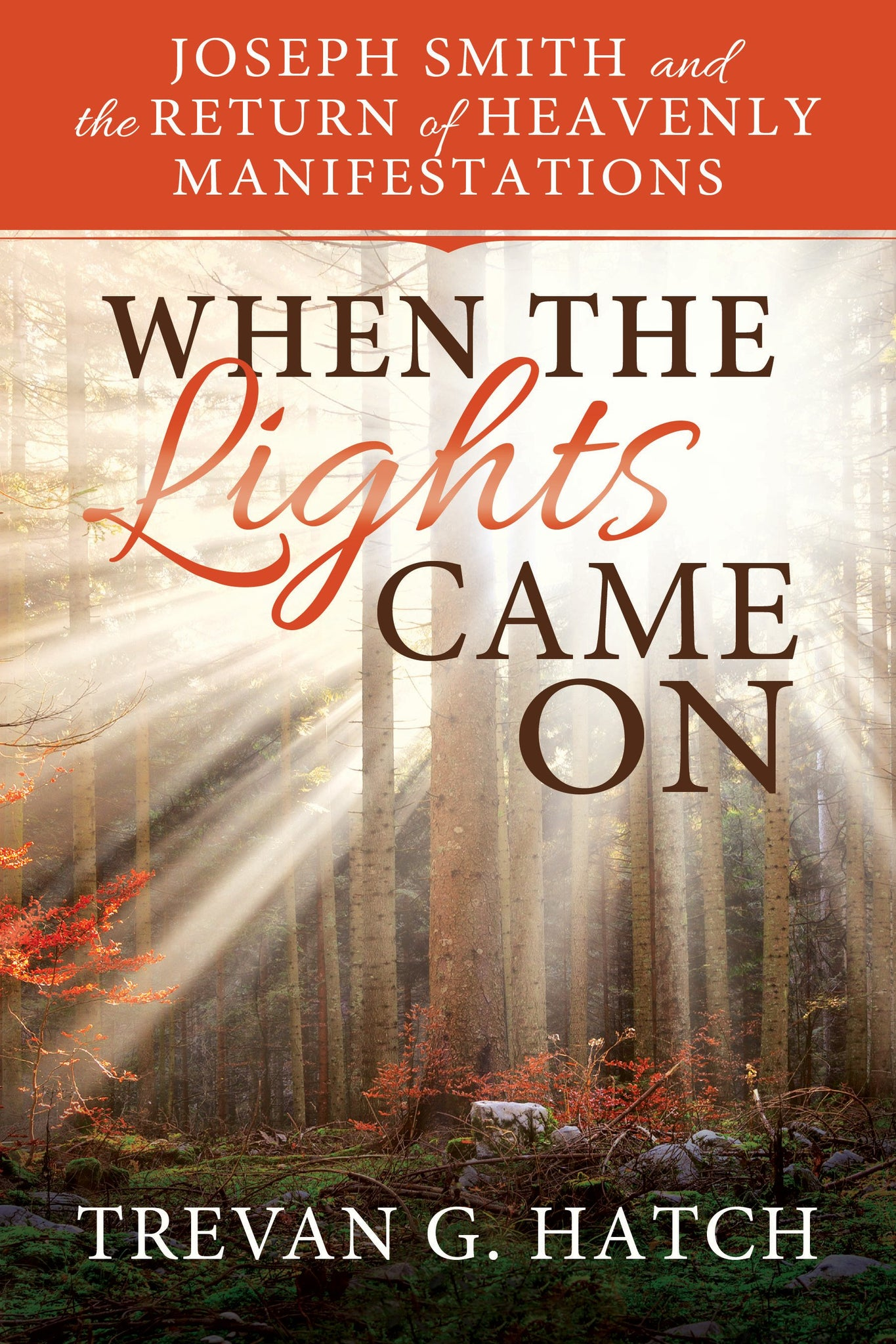 When the Lights Came On: Joseph Smith and the Return of Heavenly Manifestations - Paperback