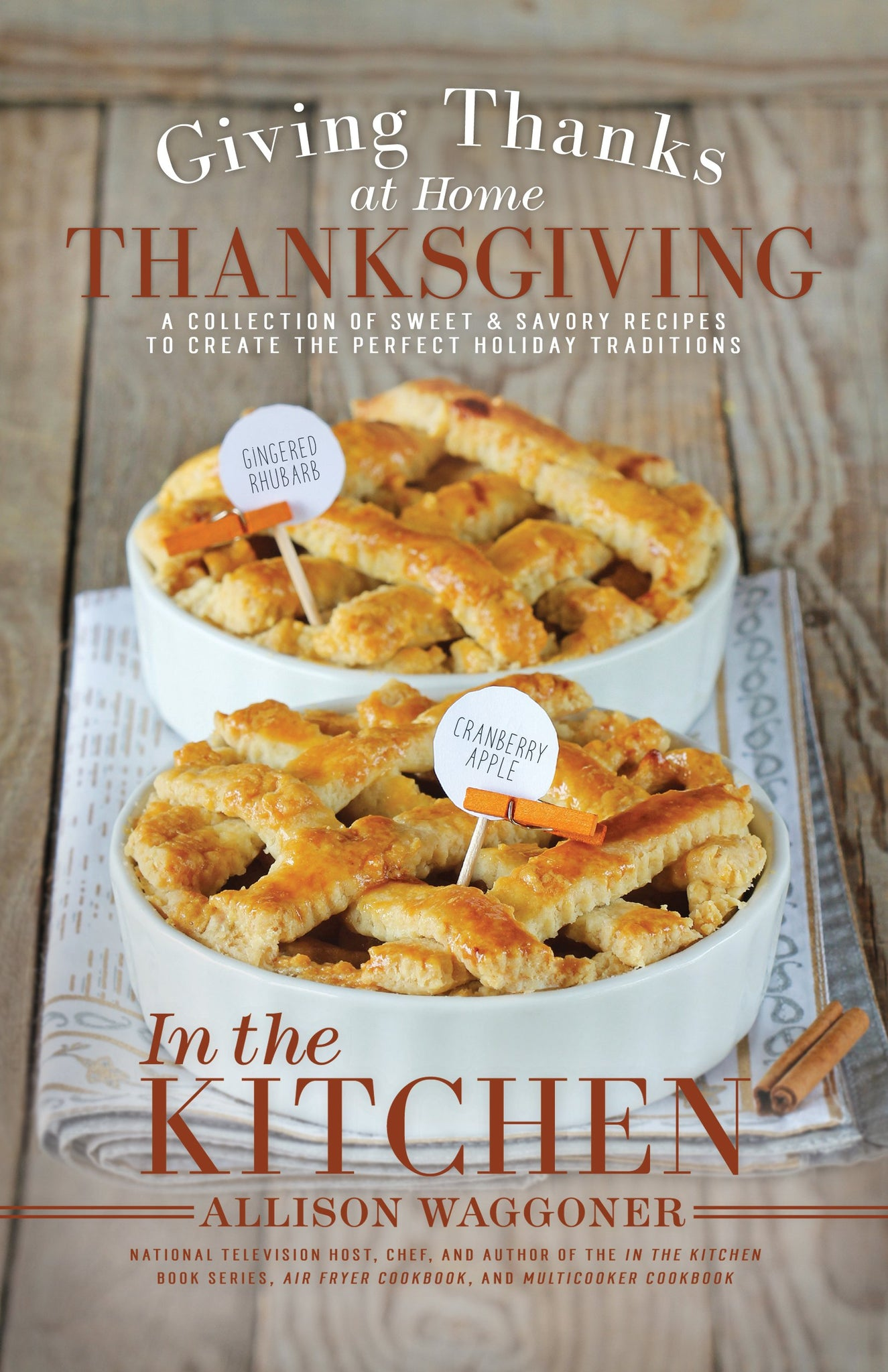 Thanksgiving: Giving Thanks at Home (In the Kitchen) - Pamphlet