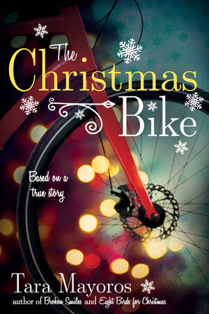 The Christmas Bike - Paperback