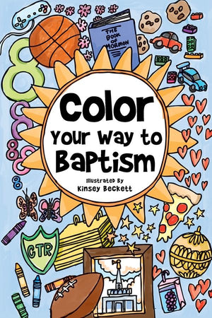L331 Color Your Way to Baptism (pamphlet)