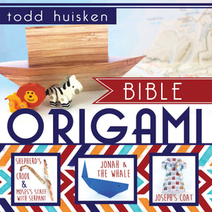 Bible Origami - Paperback