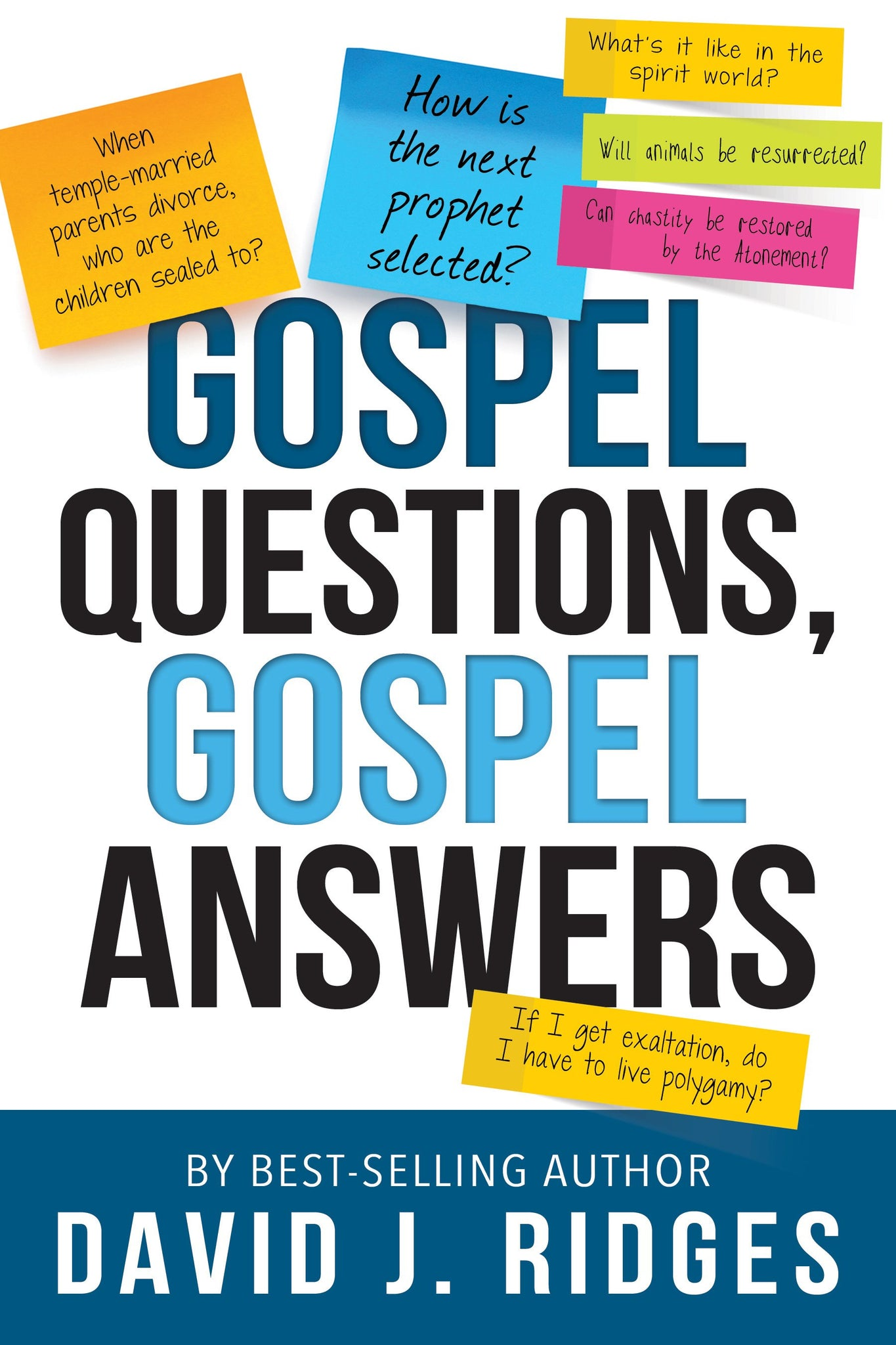 Gospel Questions, Gospel Answers