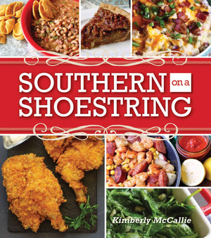 Southern on a Shoestring - Paperback