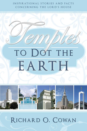 Temples to Dot the Earth-New Version
