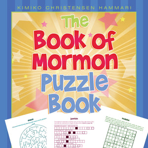 Book of Mormon Puzzle Book, The
