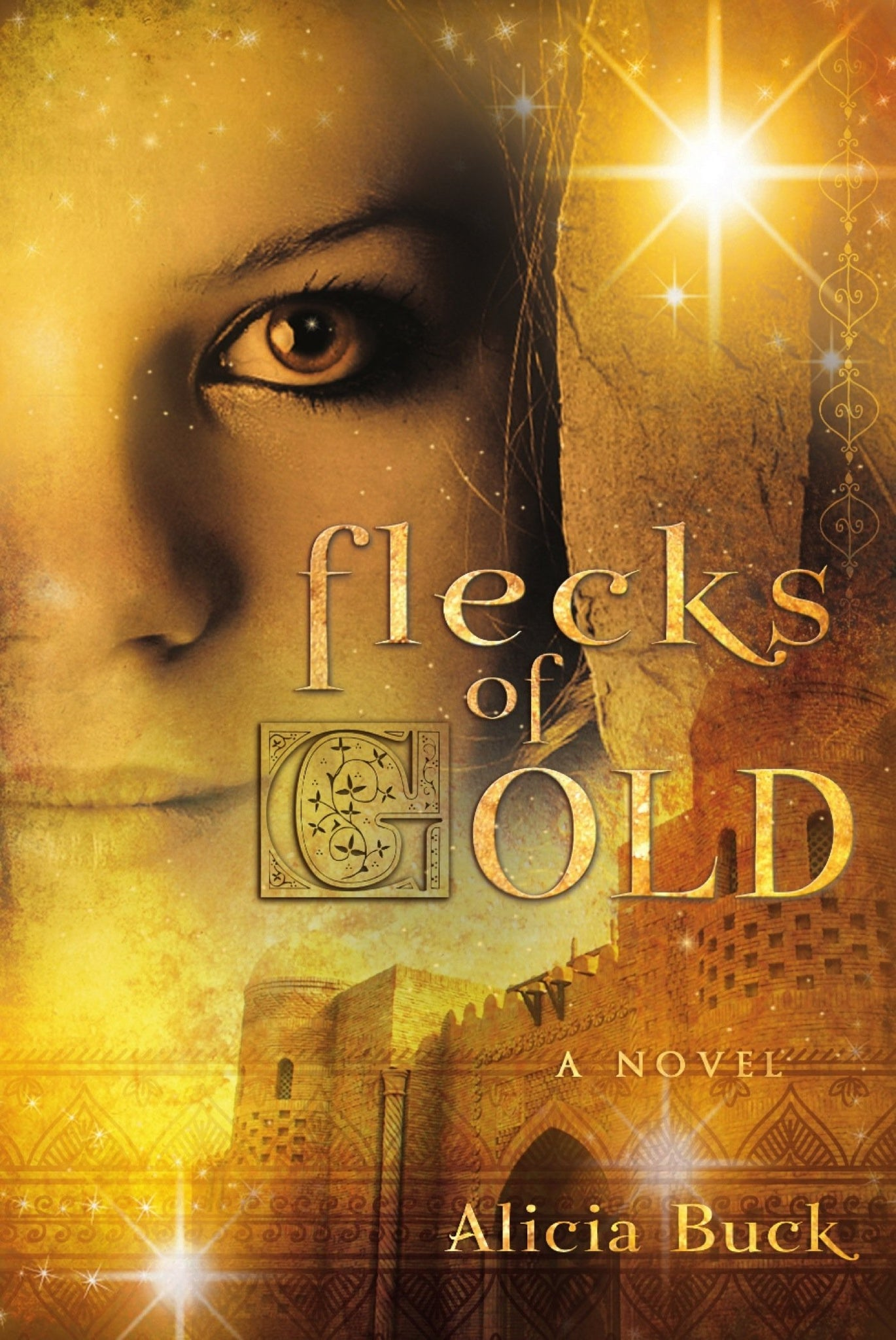 Flecks of Gold - Paperback