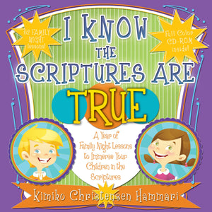 I Know the Scriptures are True, CD/Book