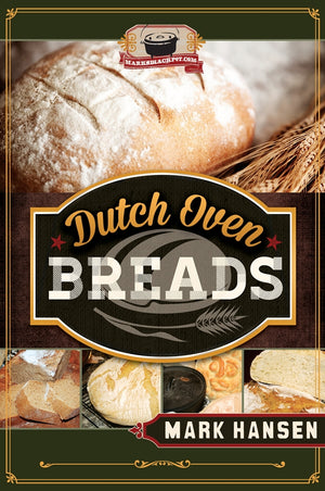 Dutch Oven Breads - Paperback