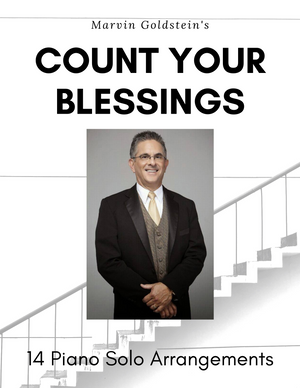 Count Your Blessings - Marvin Goldstein Album