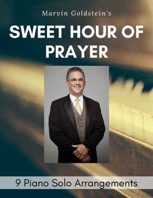 Sweet Hour of Prayer - Marvin Goldstein Album