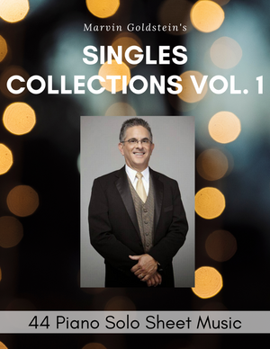 Singles Collections Vol. 1 - Marvin Goldstein Album