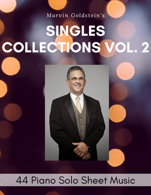 Singles Collections Vol. 2 - Marvin Goldstein Album